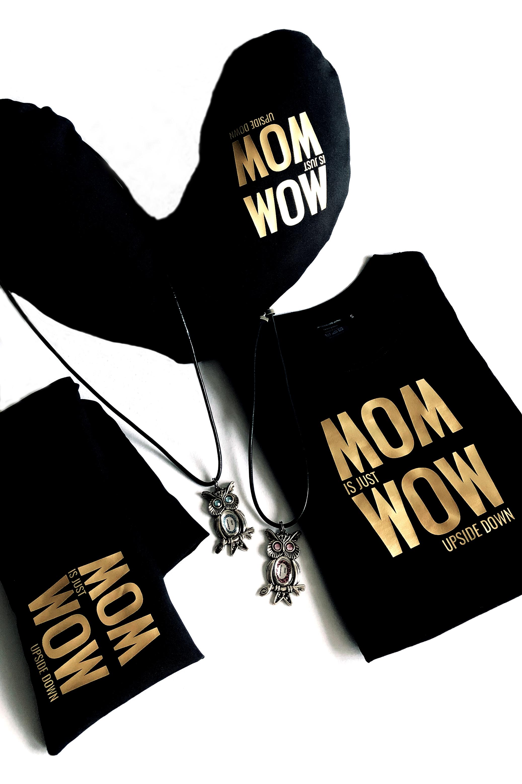 Nackkudde till mamma - MOM is just WOW