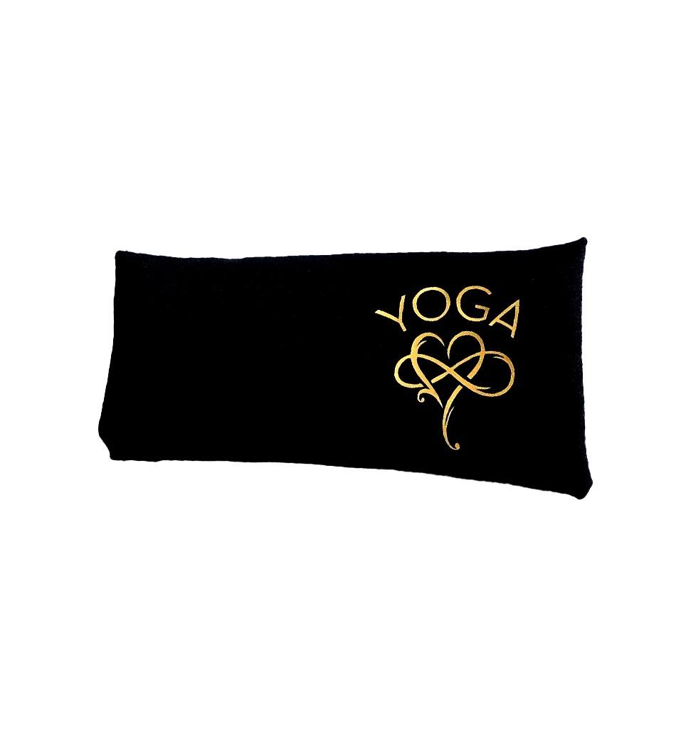 PD: Yoga ögonkudde